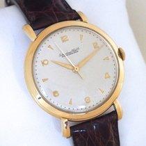 IWC Vintage 18k Gold Cal. 89 W/ Fancy Lugs & Rare Dial -...