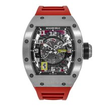 Richard Mille RM030 Titanium Automatic with Declutchable Rotor