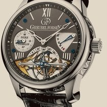 Greubel Forsey Double Tourbillon 30 30 Vision Double Tourbillo...