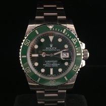 Rolex SUBMARINER 116610LV 5 YEARS GARANTEE