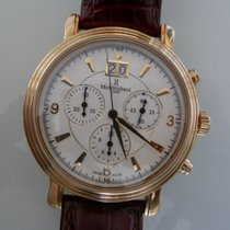 Montrichard Suisse Big Date Gold Limited Edition