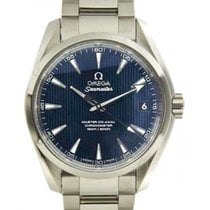 Omega Seamaster 23110392103002 In Steel, 37mm