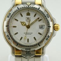 TAG Heuer Profesional stainless steel - Gold  WH1251