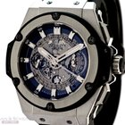 Hublot King Power Unico Titanium Ref-701NX0170RX Box Papers...