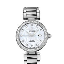 Omega Ladies 42535342055001 De Ville Ladymatic Watch