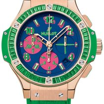 Hublot Big Bang Pop Art Yellow Gold Apple 341.VG.5199.LR.1922....