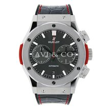 Hublot Classic Fusion Racing Grey Titanium Chronograph Limited...