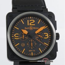 伯莱士 (Bell & Ross) Br01-94 Instrument Limited Edition
