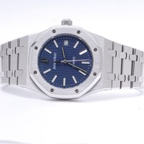 Οντμάρ Πιγκέ (Audemars Piguet) Royal Oak Automatic Blue 15300ST