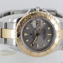 Rolex Yachtmaster Stahl/Gold #113
