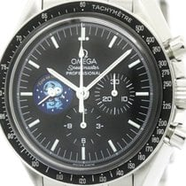 Omega Polished Omega Speedmaster Snoopy Award Ltd Edition Moon...