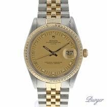 Rolex Date Gold/Steel