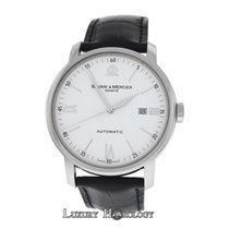 Baume & Mercier New Authentic Men's Classima 65534...