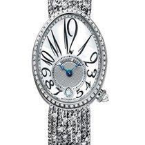 Breguet Brequet Reine de Naples 8918 18K White Gold &...