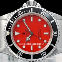 Rolex Submariner Red Customized Dial  Watch  14060