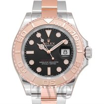 롤렉스 (Rolex) Yacht-Master Black Steel/Everose Gold 40mm - 116621