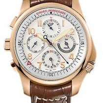 Girard Perregaux 49930-52-151-BBBA R and D 01 - Rose Gold on...