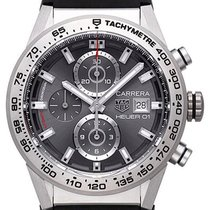 TAG Heuer Carrera Heuer 01 Automatik Chronograph 43 CAR208Z.FT...