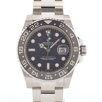 Rolex GMT-Master II Ref. 116710LN Box & Papers