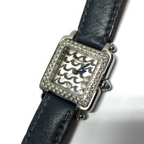 Chopard Be Happy 2 Ss Ladies Watch W/ Factory Diamonds &...