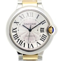 Cartier Ballon Bleu Stainless Steel Silver Automatic W2BB0012
