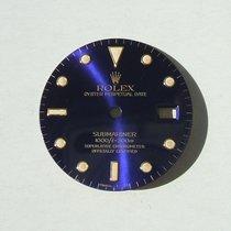 Rolex Quadrante / Dial blu per Submariner 16613 / 16618
