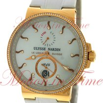 Ulysse Nardin Maxi Marine Chronometer Ladies 41mm, White...