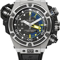 Hublot Big Bang Oceanographic