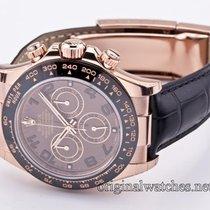 Rolex Cosmograph Daytona Everose gold Black Cerachrom