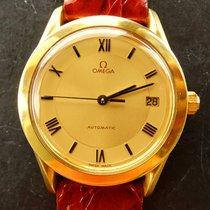 Omega SPEEDMASTER Gelb Gold 18K 750 Automatik Herren Armbanduhr