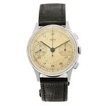 Vulcain Vintage Campos  Medical Chronograph Valjoux 22