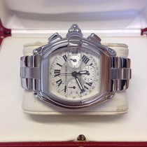 까르띠에 (Cartier) Roadster XL Chronograph W62006X6 - Serviced By...