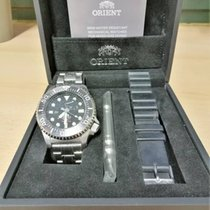 Orient AUTOMATIC POWER RESERVE DIVER'S 300M WATCH