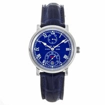 Ulysse Nardin Marine 1846 Chronometer 36mm Watch (Pre-Owned)