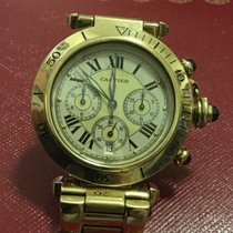 Cartier Pasha Yellow Gold Chronograph 38mm
