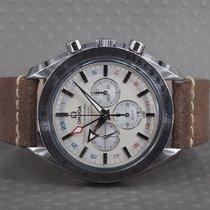 Ωμέγα (Omega) Speedmaster Broad Arrow Co-Axial GMT