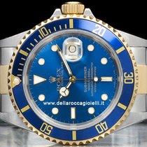 Rolex Submariner Data  Watch  16613