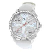 Jacob & Co. New Time Zone JC-MATH12 $20100 MOP Diamond 40mm.
