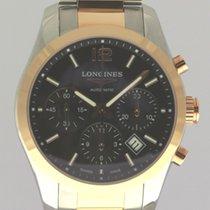 Longines Conquest Classic - NEW - B + P Listprice € 4.270,-