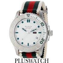 Gucci G-Timeless Sport  White Dial YA126231 R