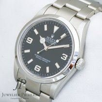 Rolex Explorer I Ref. 114270 Box & Papiere 2007