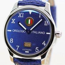 Egotempo PRELUDIO  (Blue dial, orologio italiano)