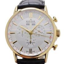 Edox Les Bémonts Chronograph Complication Watch 10501 37J AID