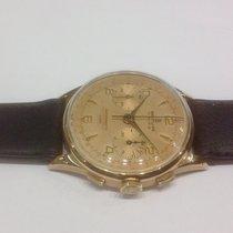 Breitling Chronograph vintage 18k pink gold