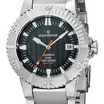 Candino Automatic 300 Meter Professional Dive Watch - Black...