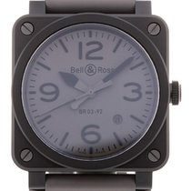 Bell & Ross Aviation Commando 42 Automatic