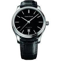 Louis Erard Herren-Armbanduhr Heritage Automatik 69267AA12-BDC02