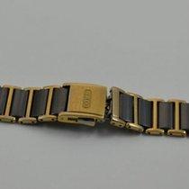 Rado Diastar Damen Keramik/gold Armband 15mm Bracelet