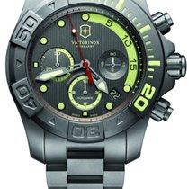 Victorinox Swiss Army Dive Master 500 Titanium Automatic...
