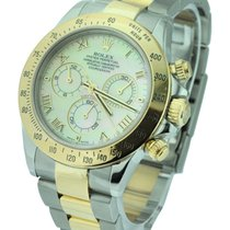 Rolex Unworn 116523 Daytona Steel and Gold - Champagne MOP...